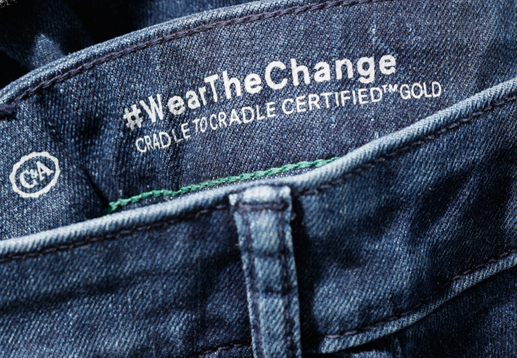 C&A reveals recipe for sustainable jeans range